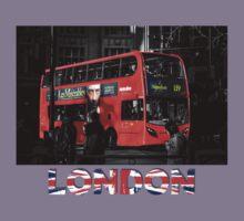 London Bus Kids Clothes