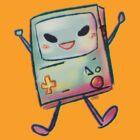 BMO by yellowcoatrobot