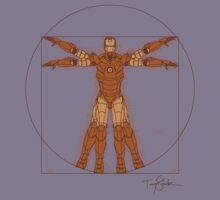 Vitruvian Iron! by salvatrane