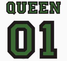 Team Arrow Jersey: Oliver by ShadoCanary