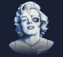 Marilyn Monroe - Live Fast by jeffarnold86