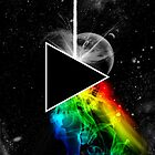Pink Floyd Color Explosion by mitchrose