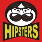 Hipsters Chips by gorillamask