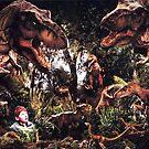 It Will Be Alright Son (circa Jurassic Period) by Colin  Ewington