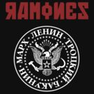 Russian Ramones by ikado