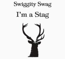 Swiggity Swag I'm A Stag by syrensymphony