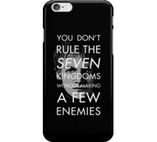 The Antisocial King iPhone Case/Skin