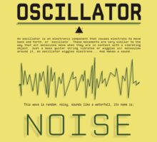 Oscillator Series: Noise by ionnconnor