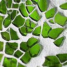 Green Mosaic. by Greg Little