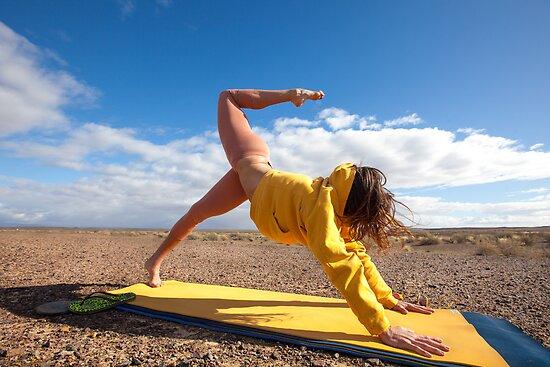 Yogini Yoga by Fiona Ayerst