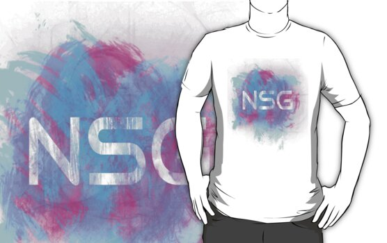 Neon Swirls NSG by officialnsg