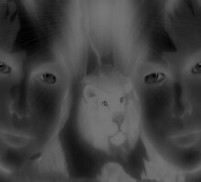 Lion of Judah by Rue McDowell