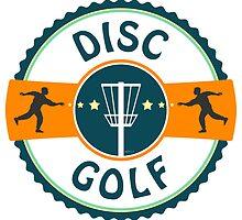 Disc Golf by perkinsdesigns