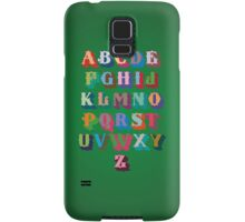 pbbyc - Typograbet Samsung Galaxy Case/Skin