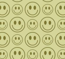 Happy Faces Sticker
