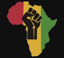Reggae Africa Power (Black Power) by Slave UK