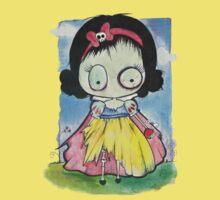 Zombie Snow White Kids Clothes
