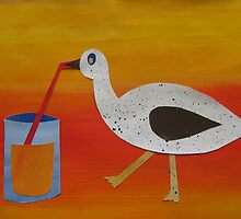 Goose with Juice- rhymes made from recycled math books by cathyjacobs