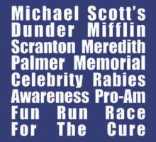 Dunder Mifflin Fun Run by unbearablybleak
