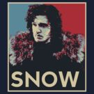 Jon Snow GAME OF THRONES by RC-XD
