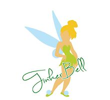 Tinker Bell by LauraWoollin