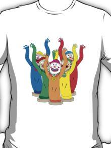 Wacky Waving Inflatable Arm Flailing Tube Man T-Shirt