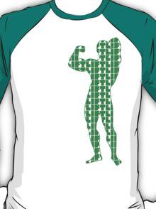 Arnold - Lift Green (variation 2) T-Shirt