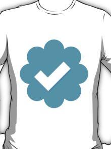 Twitter Verified T-Shirt