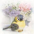 Happy bird by Katharina Hilmersson