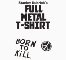 Full Metal T-Shirt by HDSphax