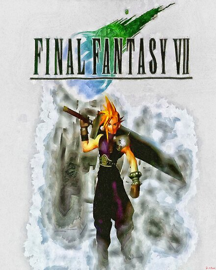 Final Fantasy by Joe Misrasi