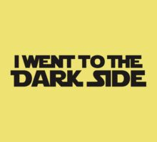 Went to dark side (only, black) by hardwear