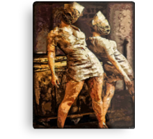 Deadly Duo Metal Print