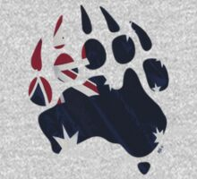 Oz Bear paw - upper left logo by BearYourArt