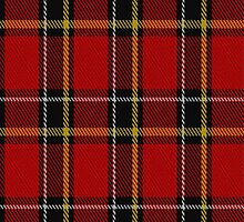 02604 Dunbar #2 Artefact Tartan Fabric Print Iphone Case by Detnecs2013