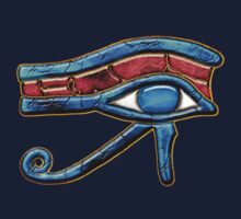 Eye of Ra by Walter Colvin