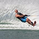 NSW/Act. State Water Ski Titles at Stoney Park by Rodney Wratten