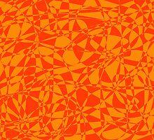 Orange Ocean by masabo