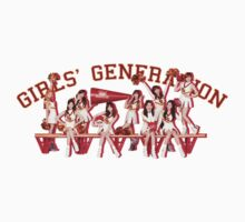Girls Generation - Oh - Cheerleaders by Jason Mejia