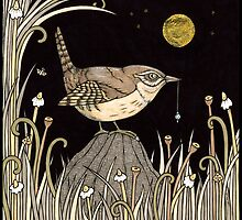 Seeking Wren by Anita Inverarity