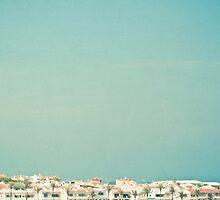 Mediterranean Skyline by Cassia