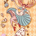 Alice in Tea Time Land by Petitecreme