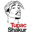pbbyc - Tupac Shakur by pbbyc