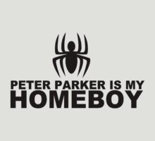 Peter Parker is my Homeboy by mmuldoon
