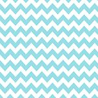 Aqua Chevron by electricave