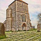 St Mary Kenardington by Dave Godden