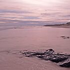 Bamburgh Beach by partridge