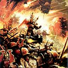 World Eaters Berserker Charge by FailedDEATH666