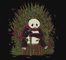 Panda Game Of Thrones by Uheq