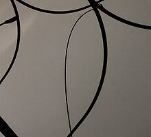 Funambule .......... thinking of Calder 1927..... by Clo Sed